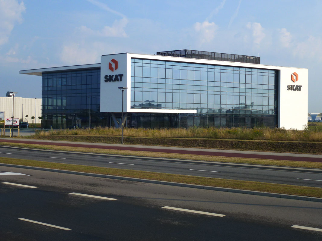 SKAT office in Gdańsk