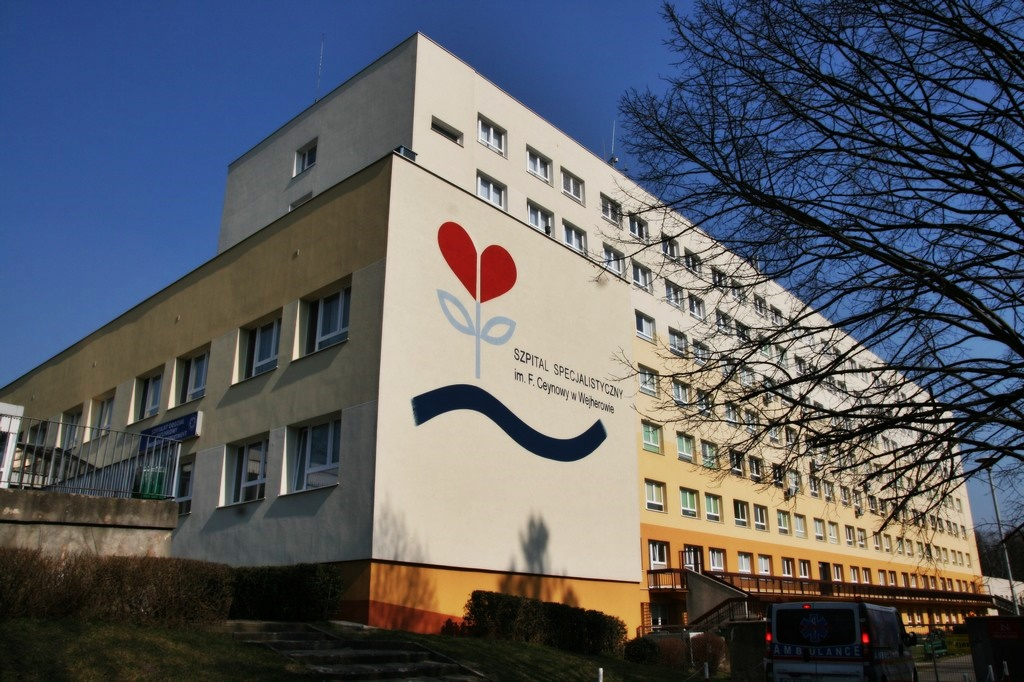 HOSPITAL IN WEJHEROWO