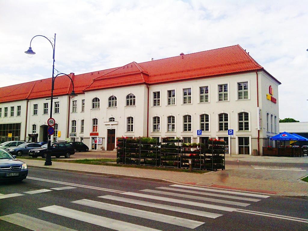 TU I TERAZ SHOPPING CENTER EŁK