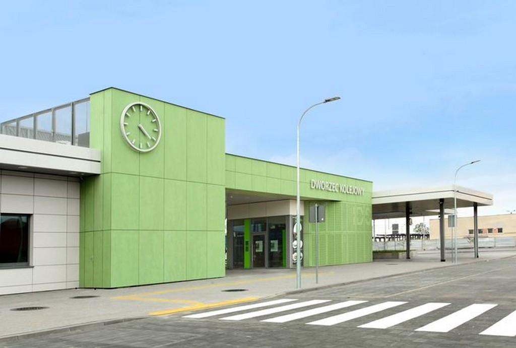 IDS: Nasielsk PKP Station