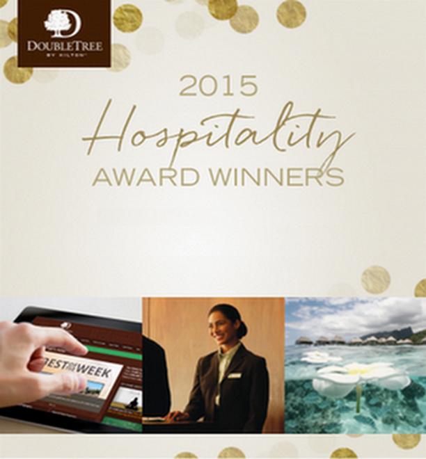 Housekeeping Award of Excellence za 2015 r. dla DoubleTree by Hilton w Warszawie