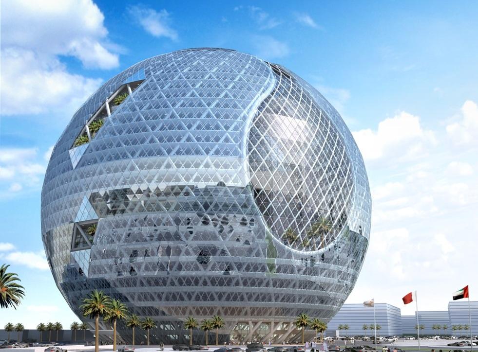 Wentylacja i klimatyzacja niestandardowych obiektów – budynki przypominające piłkę
