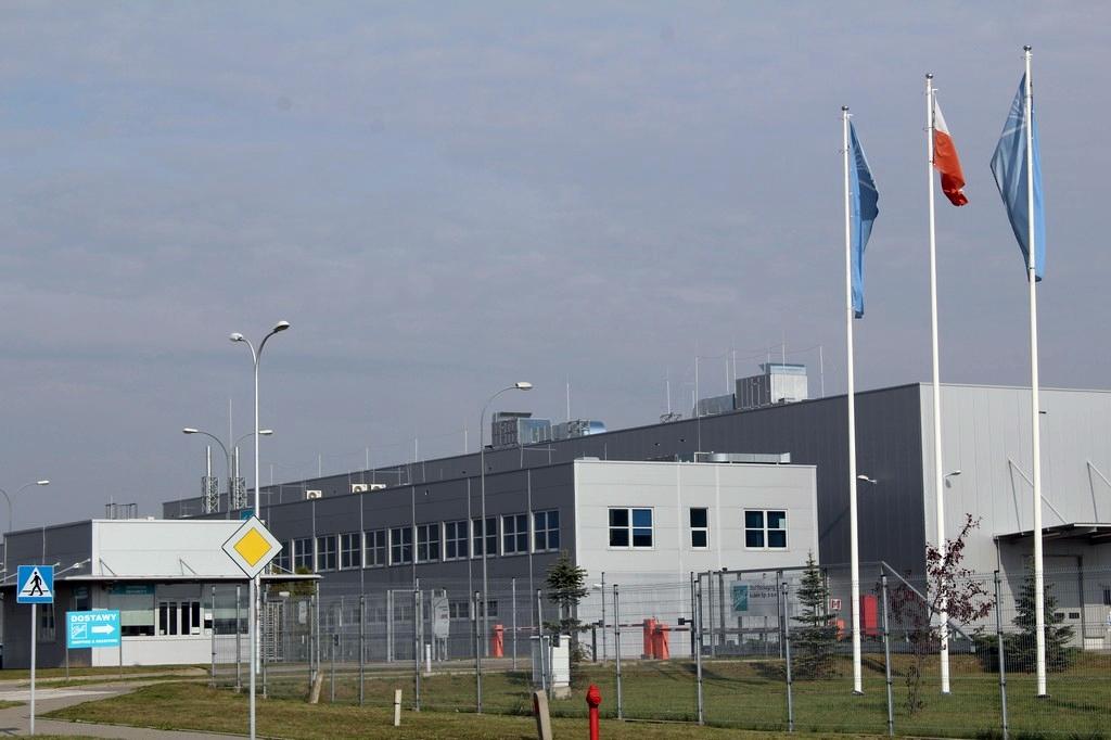 Установки Clima Gold уже на здании Ball Packaging Europe Lublin Sp. z o.o.