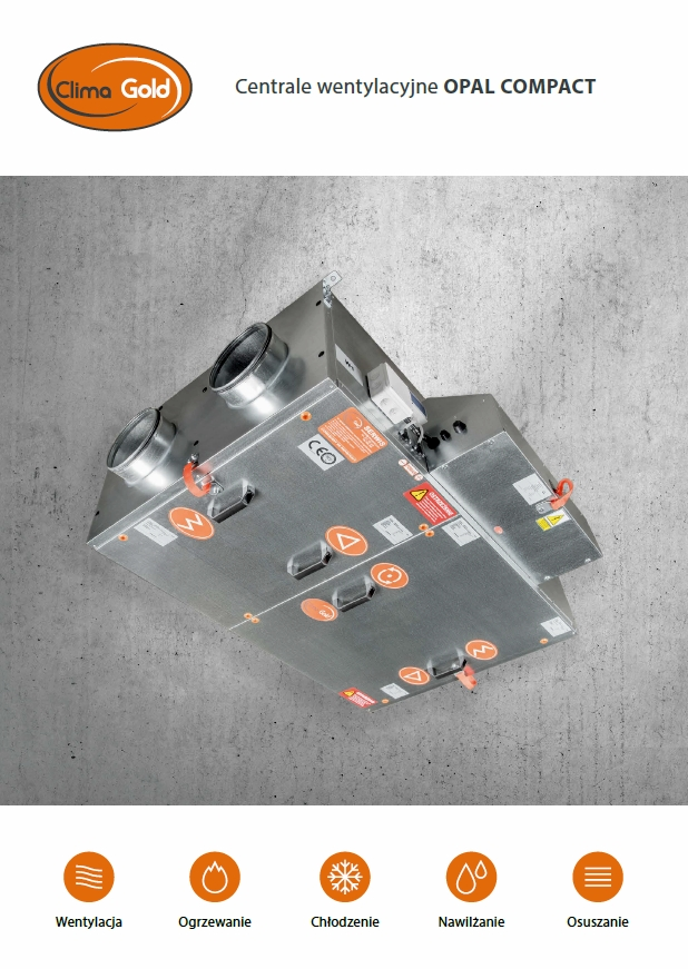 Opal Compact – новая компактная установка Clima Gold